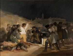Francisco-de-Goya-Die-Erschießung-der-Aufständischen