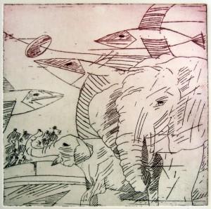 Elefant-Radierung2